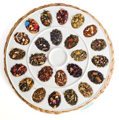 With over 80 different teas I know you will find several you really LOVE! Steeped Tea