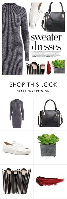"""Sweater dresses"" by yexyka ❤ liked on Polyvore featuring By Terry"
