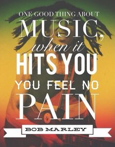 ☯☮ॐ American Hippie Music Quotes ~ Marley