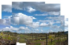 Respond to David Hockney's work and History of photo-montage – Art Process… David Hockney Photography, Montage Art, Collage Foto, Process Art, Paper Art, Image Search, Clouds, Sky, History