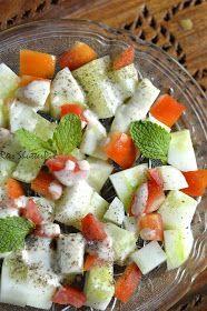 Cucumber Salad Recipe   Salad Recipes