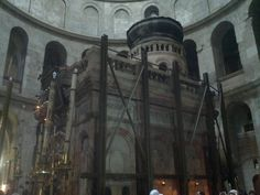 #Holy Sepulchre- the tomb of christ.  all pilgrim tours get here. with a tour guide in Israel you will get most out of your #vacation in Israel  Contact us