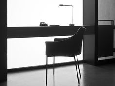 MAYFAIR Sedia by Tacchini Italia Forniture design Christophe Pillet