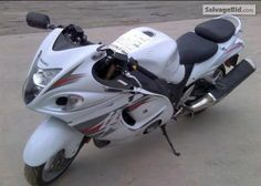 2012 SUZUKI GSX1300R VIN: JS1GX72A4C2102512