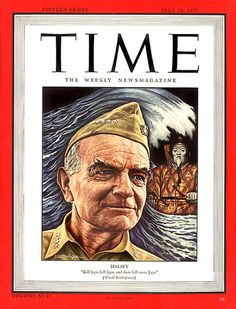 1945 ... Admiral Halsey | Flickr - Photo Sharing! William Halsey, Time Life Magazine, Ww2 Uniforms, Military Uniforms, Victory In Europe Day, Invasion Of Poland, Military Art, World War Two, True Stories