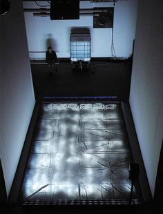 Stage design, lighting and video: Klaus Grünberg Théâtre de Vidy, Lausanne…
