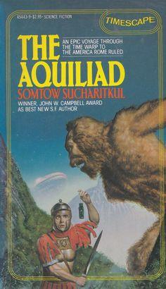 Somtow Sucharitkul.  The Aquiliad