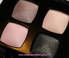 Chanel Winter Nights Quadra Eyeshadow palette...I cried when they discontinued it and bought the last 3 I could find!
