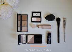 Smart contouring designs to make your friend's envious. What Is Contouring, Best Contouring Products, Beauty Products, Best Contour Makeup, How To Contour Your Face, Cream Contour, Contour Brush, Makeup Tips Over 40, Mature Faces