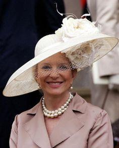 Princess Michael of Kent,  April 23, 2006/ Royal Hats