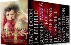 ❣❣.   PARANORMAL             ATTRACTIONS                  IS     LIVE❣❣  ⭐️⭐️A phenomenal multi-author box set that is getting rave reviews!!⭐️⭐️  99 cents or free on KU.   📚📚PICK UP YOURS            TODAY!!📚📚            Amazon link: http://amzn.to/28QGaDi