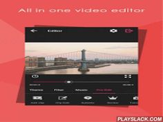 VideoShowLite: Video Editor  Android App - playslack.com ,  This is the compact Edition of Videoshow video editor, reduce size and optimize for NEON.VideoShow 2.0, New UI, New feature, Now you can create video with photos and videos, so easy!★The best and All-in-One video editor for Android★ ★First Android video editor with intergrated editing enviroment, what you see is what you get★★First Android video editor to add multiple subtitles, with accurate timing control★★The most powerful video…