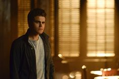 """The Vampire Diaries -- """"The Downward Spiral"""" -- Image Number: -- Pictured: Paul Wesley as Stefan -- Photo: Guy D'Alema/The CW -- © 2015 The CW Network, LLC. All rights reserved. Vampire Diaries Spoilers, Vampire Diaries Seasons, Vampire Diaries Cast, Vampire Diaries The Originals, Stefan Salvatore, 6 Photos, Show Photos, Pictures, Stefan And Caroline"""