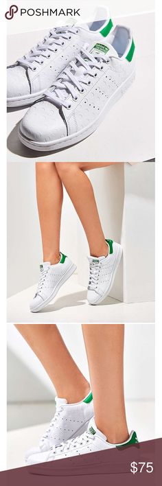 NWT Stan Smith Adidas Sneakers Brand new Stan Smith Adidas Shoes. Dotted details that puts a modern look on a classic pair of adidas shoes Adidas Shoes Sneakers