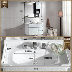 combo deluxe stainless steel bathroom cabinet bathroom counter basin basin round washbasin washbasin wall cabinet bathroom