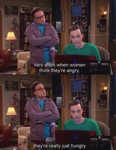 Sometimes Sheldon Is Very Wise