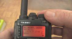 How to work amateur radio satellites with your handheld (HT) radio on Vimeo