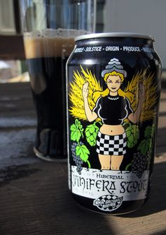 Ska Brewing - Vinifera Stout