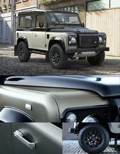 Land Rover Defender Autobiography