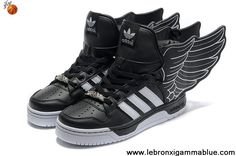 Sale Discount Adidas X Jeremy Scott Wings 2.0 Shoes Black Newest Now