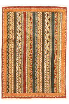Loribaft  Teppich  Modern  Alfombra oriental carpets and rug 194 x 138  cm