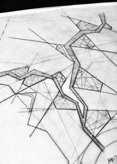 Urban Landscape Define what Modern Landscape Design Sacramento & Urban Garden Solutions Villa Architecture, Landscape Architecture Drawing, Architecture Graphics, Landscape Drawings, Concept Architecture, Cool Landscapes, Architecture Career, Architecture Models, Landscape Model