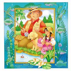 Ilustraciones Infantiles Nancy Munger