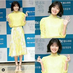 SNSD SooYoung 수영 For JTBC Web Drama Person You Might Know : Press Conference