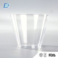 Cheap Custom Clear Short Plastic Cups Supplier