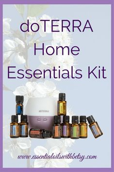 doTERRA Home Essenti
