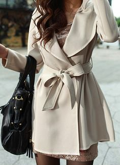 Trench coat | Fall outfit