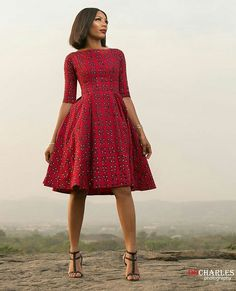 Fabulous Ankara Styles For Modern The Woman - Loud In Naija African Fashion Ankara, Latest African Fashion Dresses, African Dresses For Women, African Print Dresses, African Print Fashion, African Inspired Fashion, Africa Fashion, African Attire, African Wear