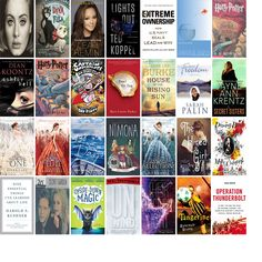 """Wednesday, December 9, 2015: The Greenfield Public Library has 15 new bestsellers, one new video, ten new audiobooks, seven new music CDs, 12 new children's books, and 59 other new books.   The new titles this week include """"25,"""" """"Traveller,"""" and """"Ant-Man."""""""
