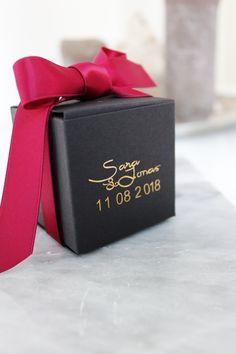 Banderolen Set Hochzeitsgeschenk Brautigam Oder Trauzeugen Auch In