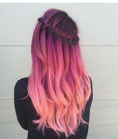 Gorgeous color fade