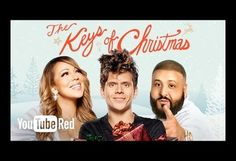 Fifth Harmony, Mariah Carey, DJ Khaled, & More Scrooge The F*ck Out Of A Rude Rudy Mancuso In The Keys Of Christmas!