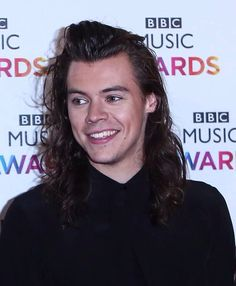 Harry on the red carpet at the BBC Music Awards in Birmingham - 12/10/15