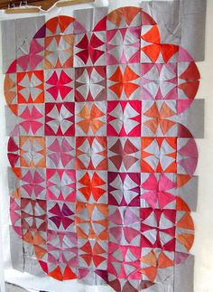 Rediscovering my winding ways quilt | Flickr - Photo Sharing!