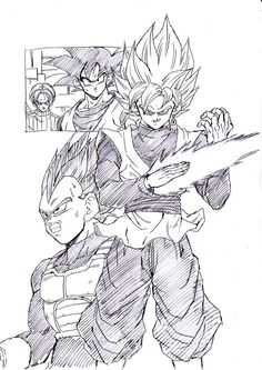 """""""A black rose."""" Drawn by: Young Jijii. Found by: #SonGokuKakarot"""
