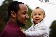 Precious daddy and son fall portrait #photography #TheWayPhotography #familyportraits #fall #father #son