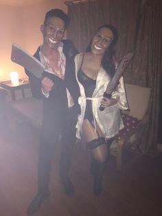Halloween 2016 #halloween #halloween2016 #purge #friends #costume #sexy #letspurge