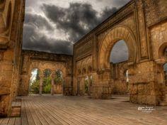 Medina Azahara.Foto de José Luis Rueda http://www.fotorueda.com/