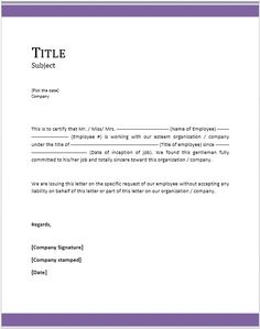 Ms word salary certificate office templates pinterest salary certificate template altavistaventures Gallery