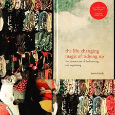 Seems like many of my favorite people are reading _The Life-Changing Magic of Tidying Up_ by Marie  Kondo.  It's completely charming and full of good advice.  And voila my fabulous sock wardrobe went from chaos to beauty.