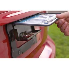 License Plate Hide a Key Secret Stash Car Key holder Hidden Compartment Safe for sale online Truck Mods, Car Mods, Jeep Mods, Car Key Holder, Key Holders, Spare Car Key, Hide A Key, T6 California, Secret Hiding Places