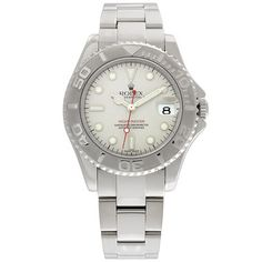 Rolex Stainless Steel Yachtmaster