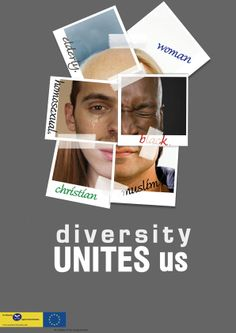 Breaking stereotypes Creative Poster Design, Creative Posters, Graphic Design Posters, Poster Competition, Consumer Culture, Campaign Posters, Cultural Diversity, Anti Racism, Photomontage