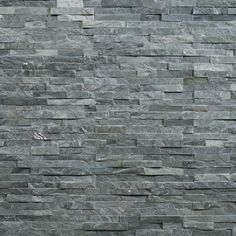 Somerset green slate sparkle split face wall cladding 10 x Brick Tiles Bathroom, Brick Tile Wall, Slate Wall Tiles, Slate Garden, Garden Tiles, Slate Effect Tiles, Stone Tile Texture, Stone Exterior Houses, White Marble Bathrooms