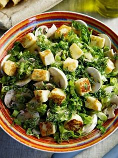 Σαλάτες Archives - Page 10 of 18 - www. Rustic Kitchen, Food Art, Potato Salad, Salads, Cooking Recipes, Vegetables, Ethnic Recipes, Drink, Kitchen Rustic