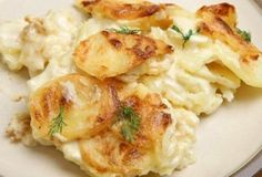 Old Fashioned Scalloped Potatoes Recipe